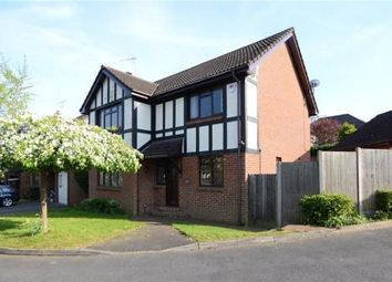 Thumbnail 4 bed detached house for sale in Thorp Close, Binfield, Bracknell