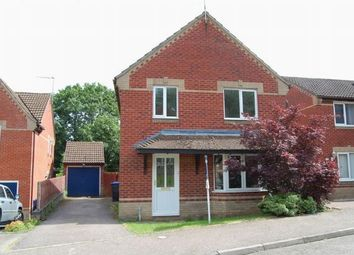 Thumbnail 4 bedroom detached house for sale in Magnolia Drive, Ashby Fields, Daventry