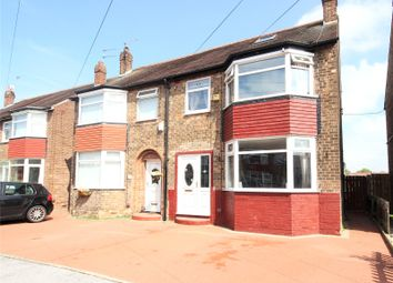 Thumbnail 3 bed semi-detached house for sale in Ulverston Road, Hull