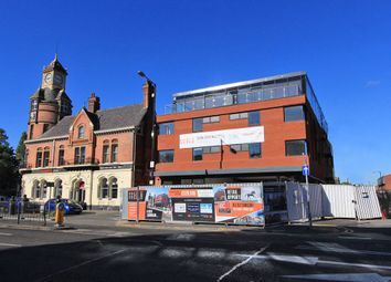 Thumbnail Studio for sale in Wilmslow Road, Didsbury, Manchester
