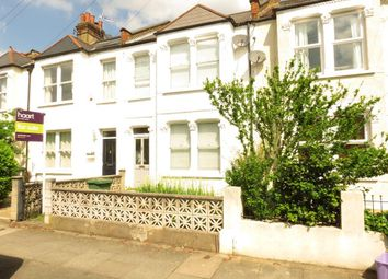Thumbnail 3 bed terraced house for sale in Effra Road, Wimbledon, London