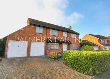 Thumbnail 4 bed detached house for sale in St. Marys Close, Sudbury