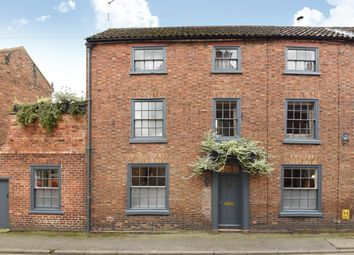 Thumbnail 2 bed town house for sale in Banks Street, Horncastle, Lincs