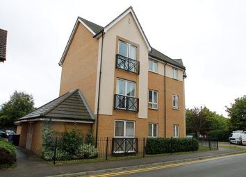 Thumbnail 1 bed flat for sale in Jovian Way, Ipswich