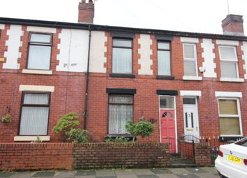 Thumbnail 2 bed terraced house for sale in Booth Street, Denton, Manchester