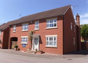 Thumbnail 4 bed detached house for sale in Healys Meadow, Cotford St. Luke, Taunton