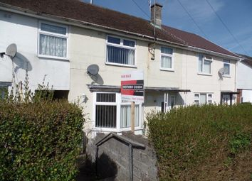 Thumbnail 3 bed terraced house for sale in Roberts Avenue, Merthyr Tydfil