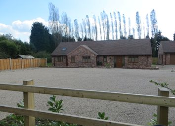 Thumbnail 4 bed detached bungalow to rent in School Lane, Nuneaton