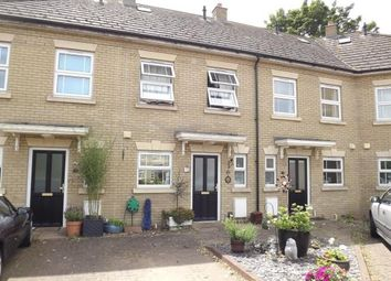 Thumbnail 2 bed terraced house for sale in Albion Court, Sandy, Bedfordshire