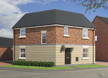 "Thumbnail 3 bed semi-detached house for sale in ""The Corby"" at Watnall Road, Hucknall"