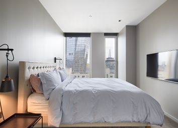 Thumbnail 1 bed flat for sale in Southbank Tower 55 Upper Ground, London