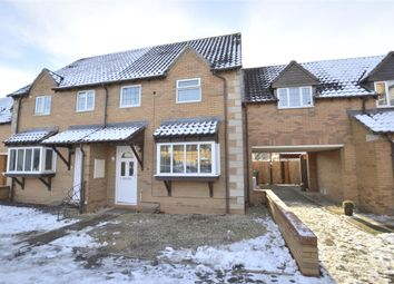Thumbnail 3 bed terraced house for sale in Clematis Court, Bishops Cleeve