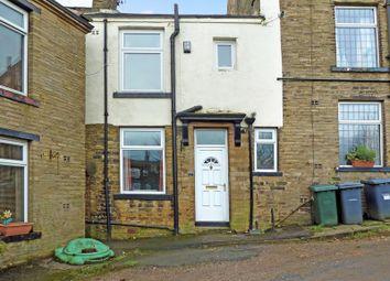 Thumbnail 1 bed terraced house to rent in Moor Street, Queensbury, Bradford