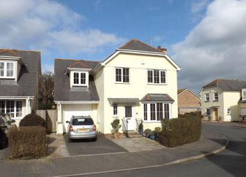 Thumbnail 4 bedroom detached house for sale in Riverdale Orchard, Seaton