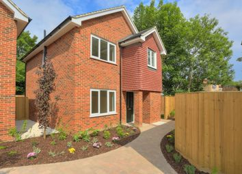 Thumbnail 3 bed detached house for sale in St. Julians Road, St. Albans