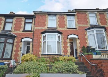 Thumbnail 3 bed terraced house for sale in Spacious Period House, Victoria Avenue, Newport