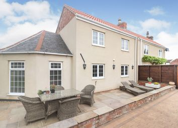 Thumbnail 3 bed detached house for sale in Main Street, Althorpe, Scunthorpe