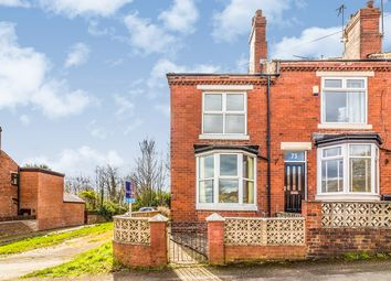 Thumbnail 2 bedroom end terrace house for sale in Manor Road, Kimberworth, Rotherham, South Yorkshire
