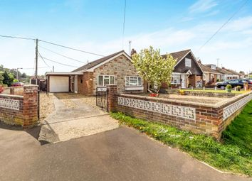 Thumbnail 2 bedroom detached bungalow for sale in Valley Road, New Costessey, Norwich