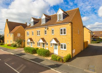 Thumbnail 3 bed end terrace house for sale in Chedington Close, Barton Seagrave, Kettering