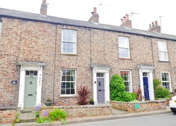 Thumbnail 2 bedroom terraced house for sale in Front Street, Naburn, York