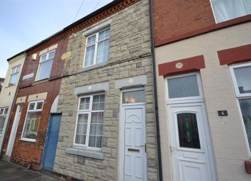 Thumbnail 2 bed terraced house for sale in Harold Street, Leicester