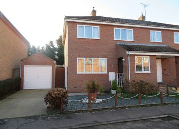 Thumbnail 3 bed semi-detached house to rent in Thornwood Close, West Mersea, Colchester