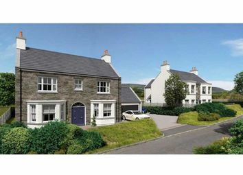 Thumbnail 4 bed country house for sale in Clypse Moar, Onchan, Isle Of Man