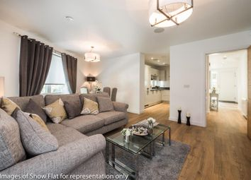 Thumbnail 3 bed flat for sale in Plot 41, Marionville Road, Edinburgh