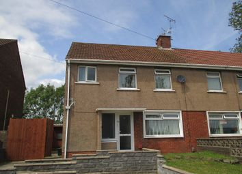 Thumbnail 3 bed semi-detached house to rent in St. Helier Drive, Port Talbot, Neath Port Talbot.