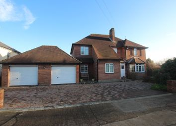 Thumbnail 5 bed detached house for sale in Park Road, Colchester