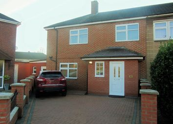 Thumbnail 3 bedroom semi-detached house for sale in Teme Crescent, Southampton