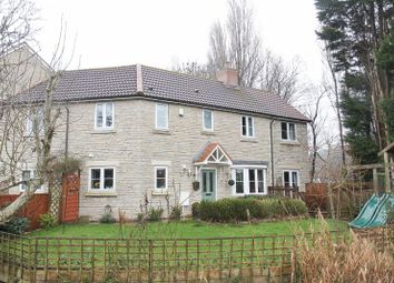 Thumbnail 3 bed semi-detached house for sale in Yeates Court, Clevedon