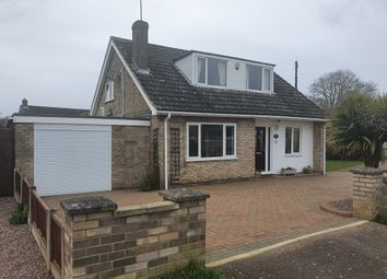 Thumbnail 4 bed bungalow for sale in Thorpe Lea Road, Peterborough