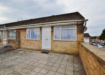 Thumbnail 2 bed flat for sale in Cherwell Close, Langley, Slough