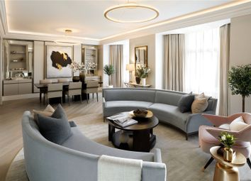 Thumbnail 3 bed flat for sale in Iverna Court, Kensington, London