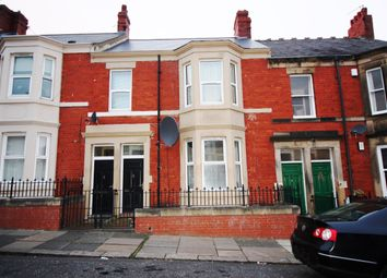 Thumbnail 3 bed duplex for sale in Wingrove Avenue, Newcastle Upon Tyne