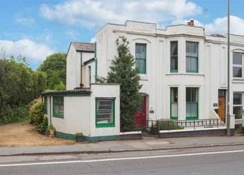 Thumbnail 3 bed semi-detached house for sale in Egham Hill, Egham, Surrey
