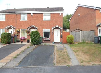 2 bed end terrace house for sale in Arundel Drive, Tividale B69
