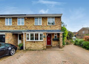 3 bed end terrace house for sale in Larkfield, Cobham, Surrey KT11