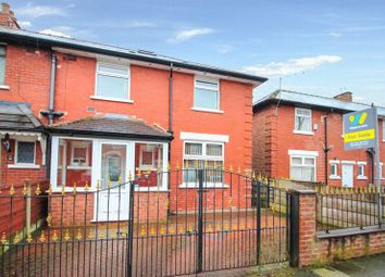 Thumbnail 3 bed semi-detached house for sale in Westminster Avenue, Whitefield, Manchester