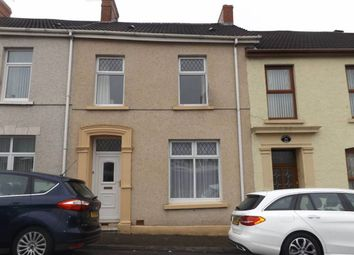 Thumbnail 3 bed terraced house for sale in Marble Hall Road, Llanelli, Carmarthenshire