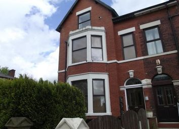 Thumbnail 2 bed flat to rent in Walmersley Road, Bury