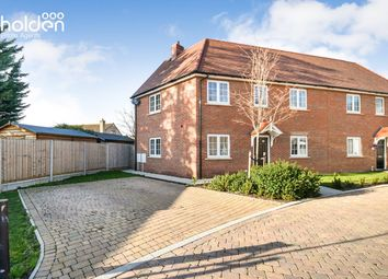 3 bed semi-detached house for sale in Berryfield Close, Tiptree, Colchester CO5
