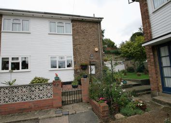 Thumbnail 2 bed maisonette to rent in Salisbury Road, Grays