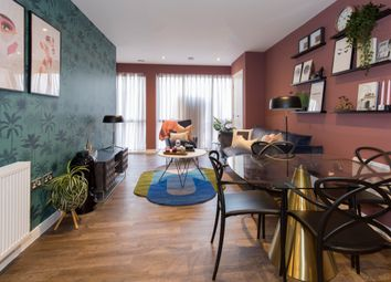 Thumbnail 2 bedroom flat for sale in Bow Road, Bow, London