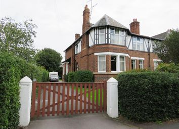 Thumbnail 4 bed semi-detached house for sale in Upton Park, Upton, Chester