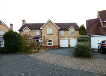 Thumbnail 5 bed detached house for sale in Halleypike Close, Haydon Grange, Newcastle Upon Tyne