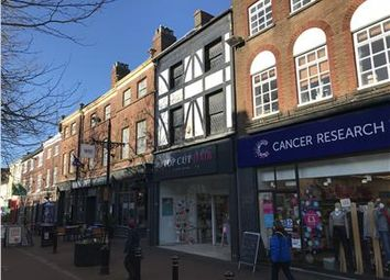 Thumbnail Retail premises for sale in 17 Ironmarket, Newcastle-Under-Lyme, Staffordshire