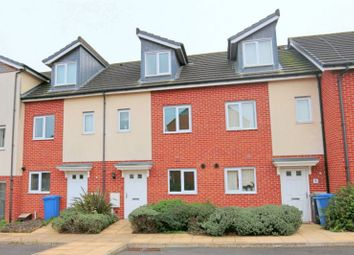 Thumbnail 3 bed town house for sale in Kiln View, Hanley, Stoke-On-Trent